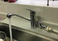 水のトラブル(台所蛇口水漏れ修理交換⑧)の画像