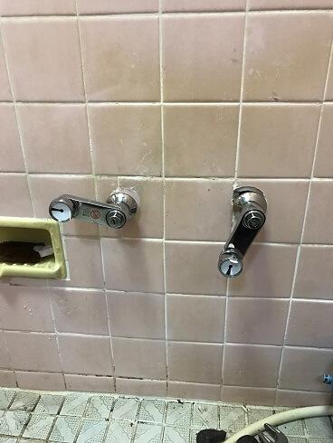 【水のトラブル】浴室蛇口交換作業⑤の画像