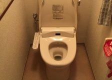 【水回りキャンペーン】トイレ交換作業⑦の画像