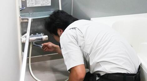 水漏れ・トイレつまりの困ったをスピード解決
