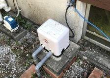 【水のトラブル】井戸ポンプ交換作業⑧の画像