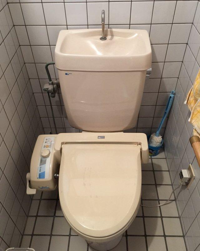 【水回りキャンペーン】トイレ交換作業①の画像