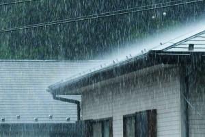 大雨時の水トラブル(トイレ詰まり①)の画像