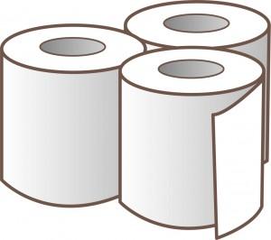トイレットペーパー01