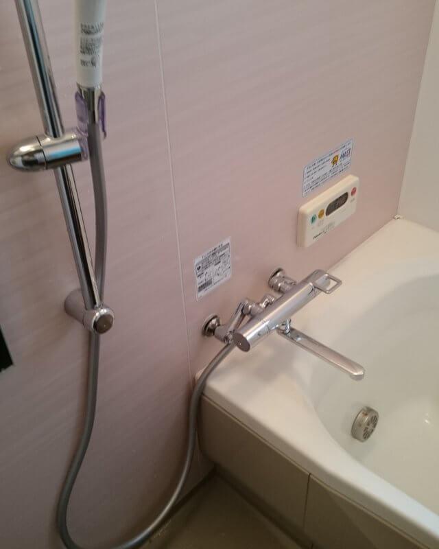 水のトラブル(蛇口の水漏れ修理交換)の画像