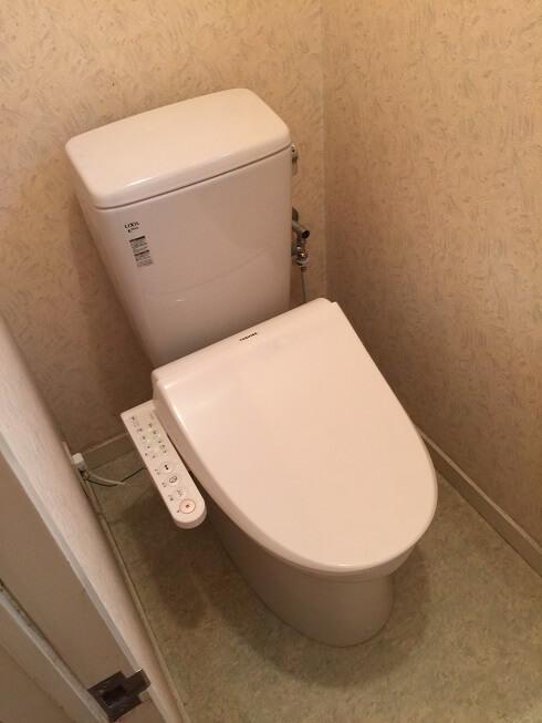 水のトラブル(トイレ水漏れ修理交換⑦)の画像
