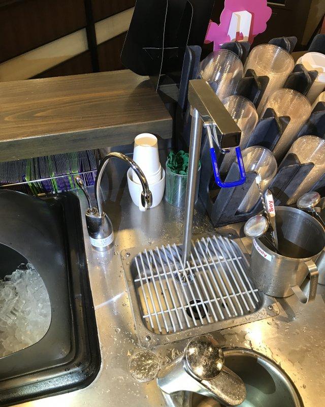 【水のトラブル】厨房水漏れ交換作業⑤の画像