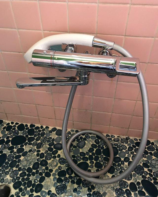 【水のトラブル】浴室水漏れ交換作業⑤の画像