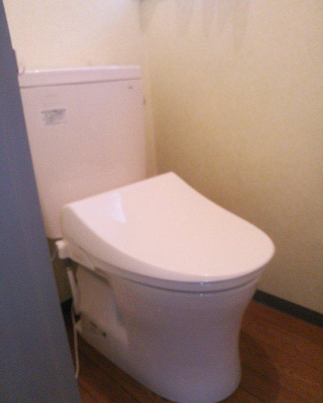 【水回りキャンペーン】トイレ交換作業⑤の画像