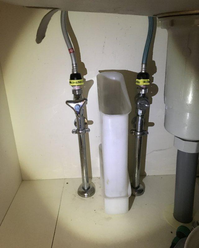 【水のトラブル】台所水漏れ交換作業⑥の画像