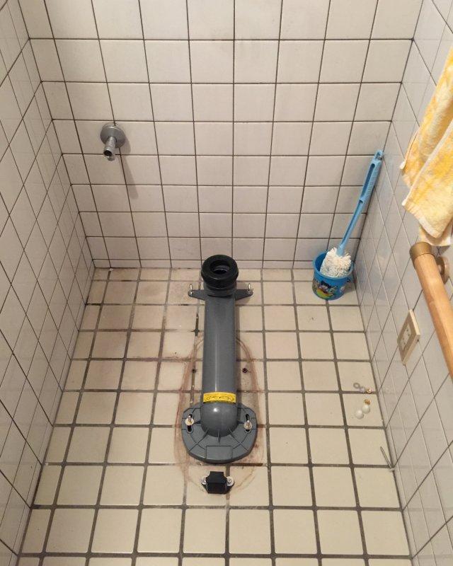 【水回りキャンペーン】トイレ交換作業③の画像
