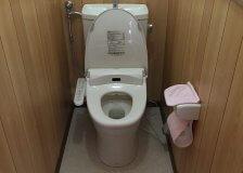 【水回りリフォーム】トイレ内装工事⑤