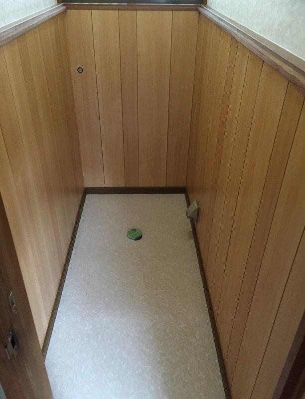 【水回りリフォーム】トイレ内装工事④