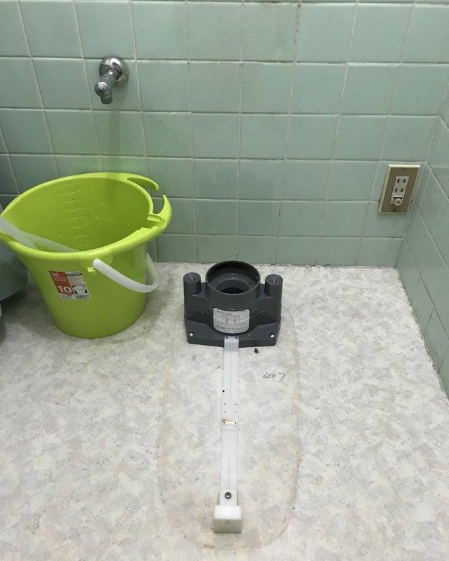 【水のトラブル】トイレ交換作業④の画像