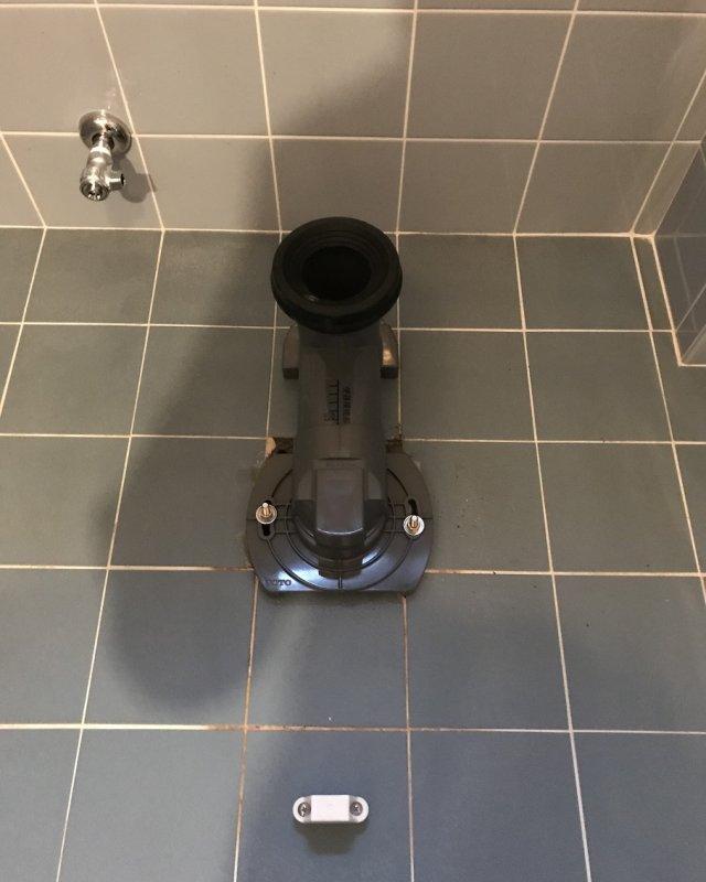 【水のトラブル】トイレ交換作業⑤の画像